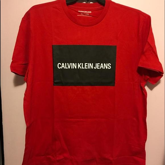 Calvin Klein Other - Calvin Klein Men's XXL Cotton graphic t-shirt NWT